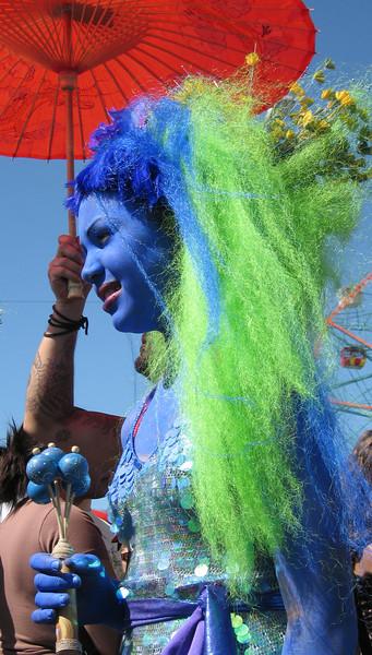 Mermaid Parade, Coney Island 2007 136a.jpg