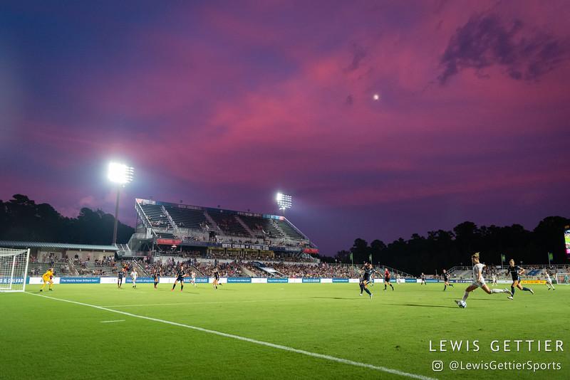 NWSL Regular Season Week 13 - NC Courage vs Reign FC