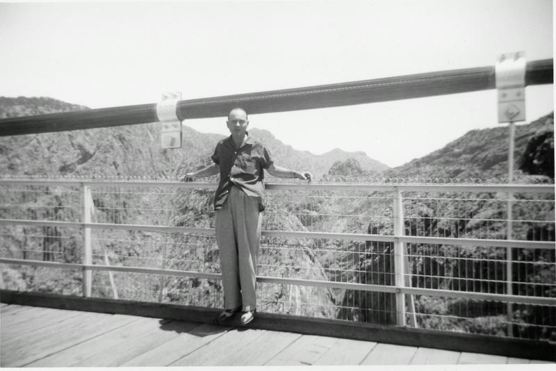 Rayburn Howell, Royal Gorge