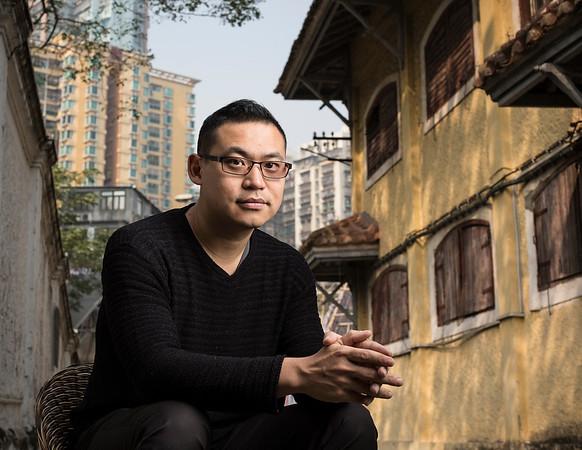 Cai Guo Jie