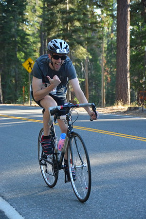 Lake Tahoe Tri Sprint Bike