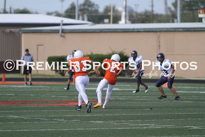 La Porte JV White Football vs Clements 8/25/2011