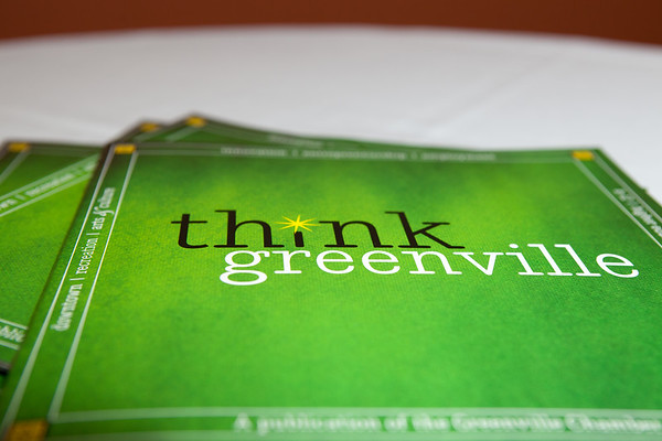 Greenville Chamber of Commerce- 123rd Annual Meeting