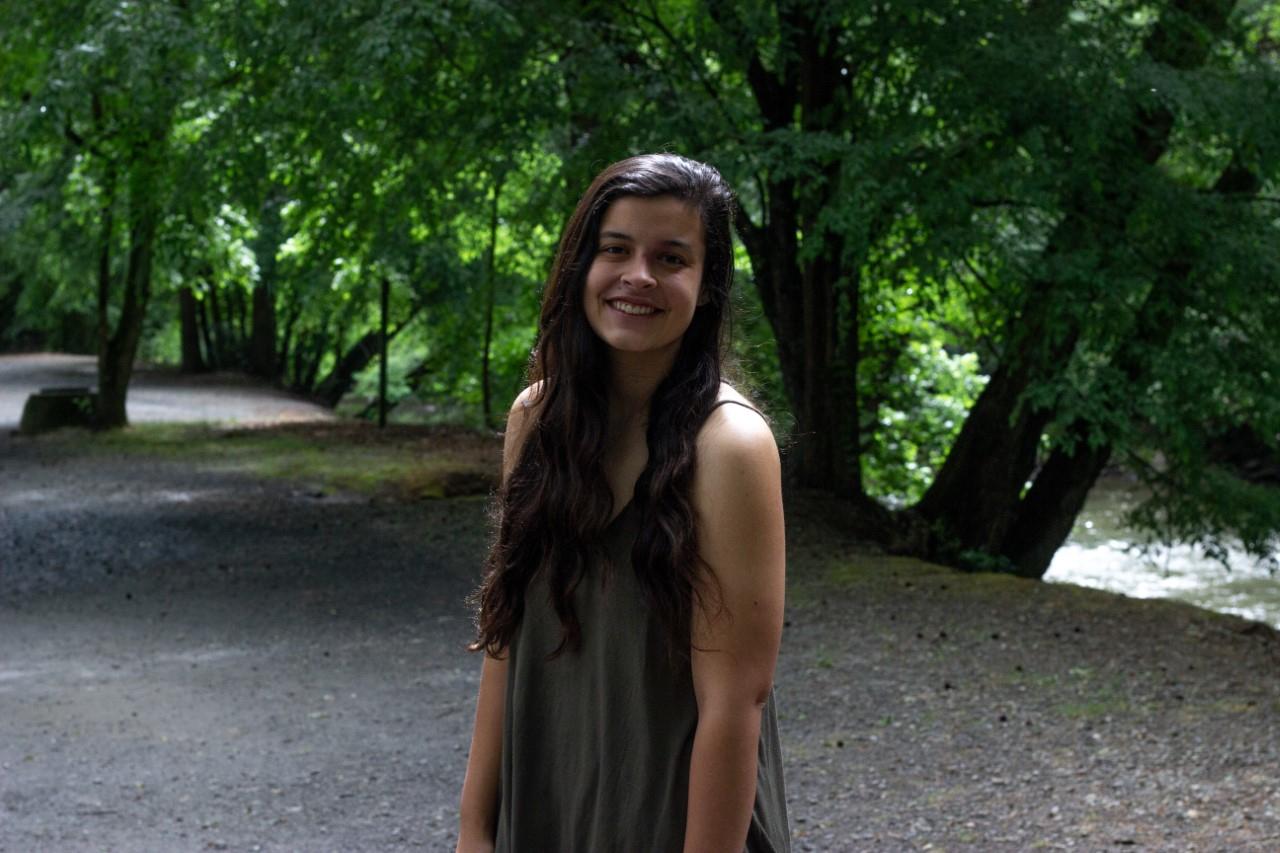 Nadya Gutierrez is a junior environmental science major and geology minor.