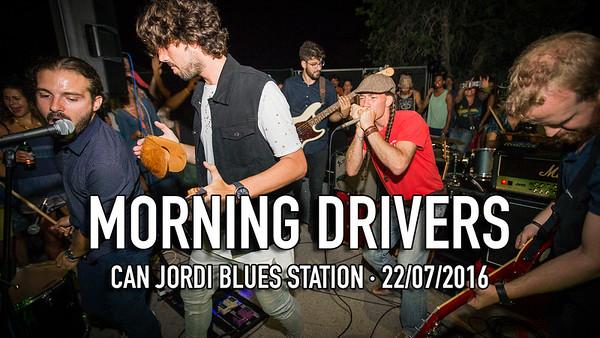 MORNING DRIVERS CAN JORDI