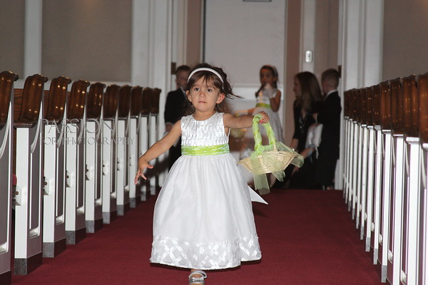 Mariah & Danny's Wedding April 12