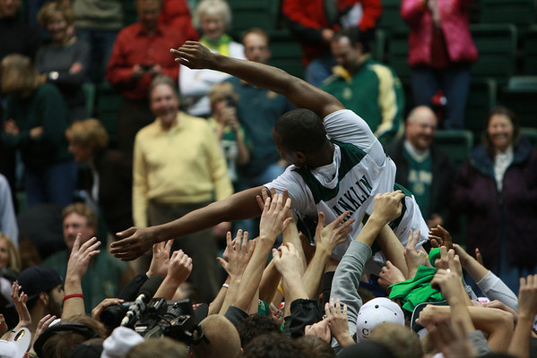 CSU vs. CU Men's BB 2009