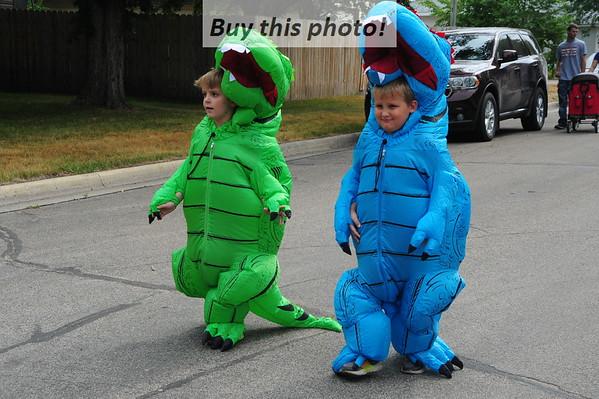 Bonanza Valley Days kiddie parade 07-10