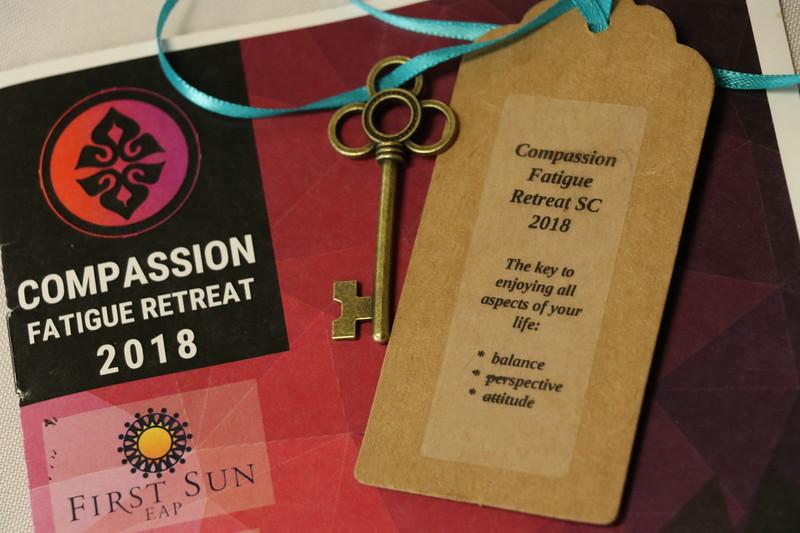 Compassion Fatigue Retreat 2018