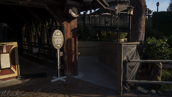 Disneyland Resort, Disneyland, Critter Country, Star Wars Land, Star, Wars, Hungry Bear Restaurant, Winnie the Pooh