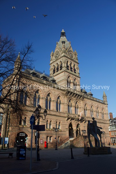 The Town Hall: Town Hall Square: Northgate Street