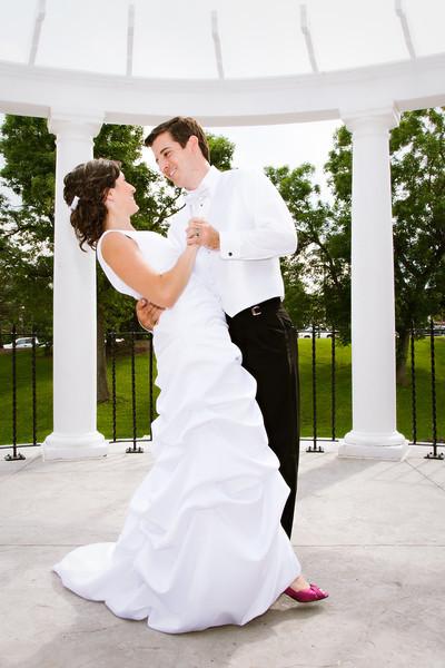 Kaitlin and Alex Wedding 2012