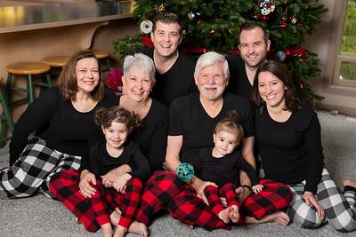 Haley Family 2019
