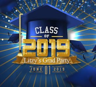 Litzy's Graduation Party!