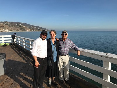 David Trip to LA 2017