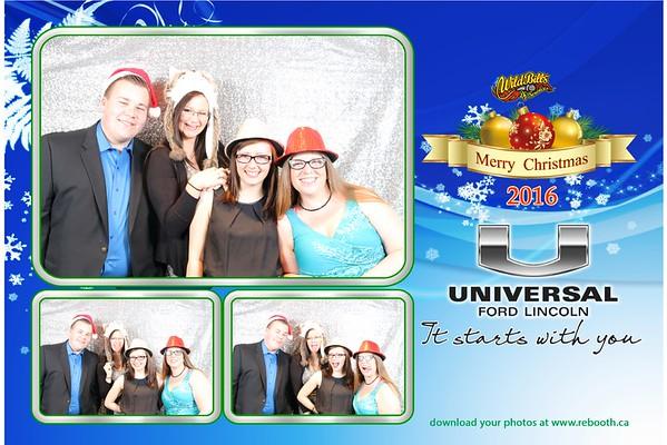 Universal Ford Lincoln Calgary - Christmas Part 2016