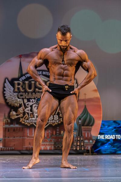 1st Place 121 Hamid Mandy