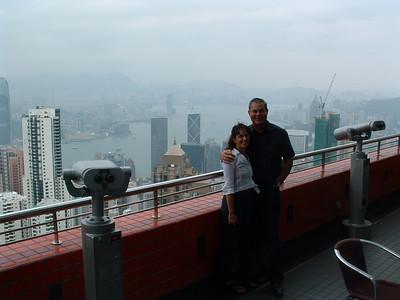 Bangkok, Thailand and Hong Kong - November, 2003