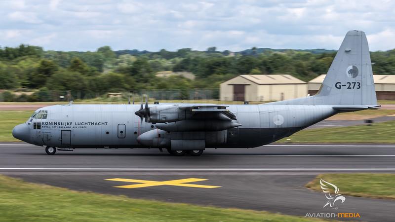 RNLAF / Lockheed C-130H-30 Hercules / G-273