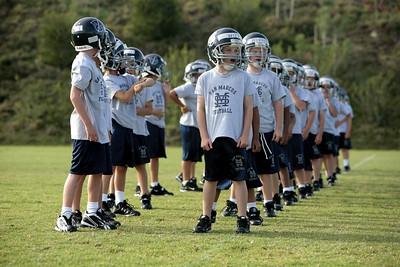 2009 Saints First Practice