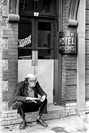 Portland Street People & Portraits