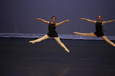 Paquita - Destiny Blythe and Olivia Huyler