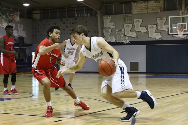 Upper School Basketball