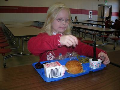 Thanksgiving Lunch Leah Matthew