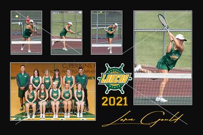 OSU Tennis Seniors 2021