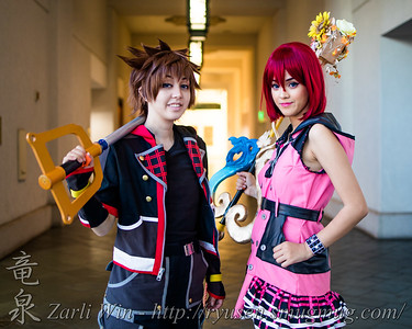 Kawaii Kon 2019 - Kingdom Hearts
