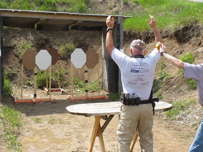 Waterloo IPSC Level III 2011