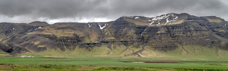 Panorama of Landmannalaugar  Photography by Wayne Heim