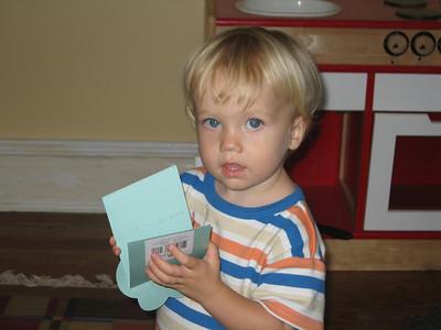 Ezra's Birthday Party (Ezra Turns 2!)