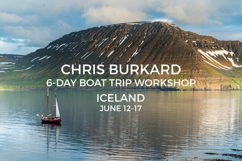1620 ICELAND NORTHERN WORKSHOP WEST FJORDS ICELAND CHRIS BURKARD