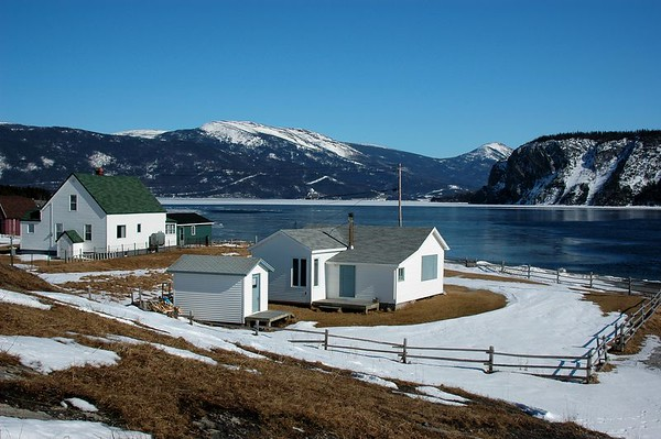 Norris Point March 2005