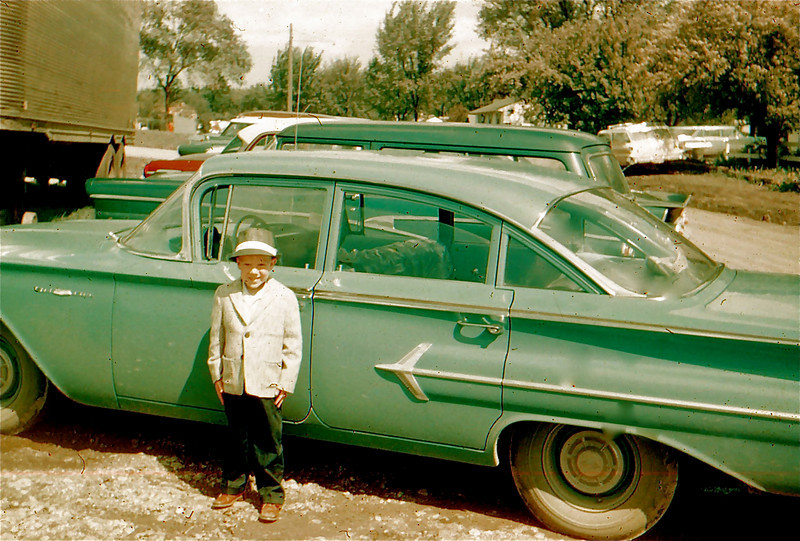 1960 DAD'S BEL AIR