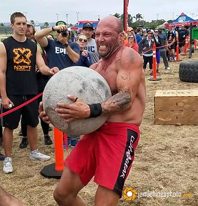 Travis Allen Epic Series Elite Strength