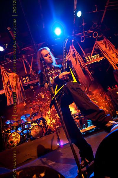 Children of Bodom 15th Anniversary Tour