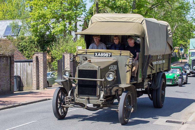 XA8987 1917 Hallford