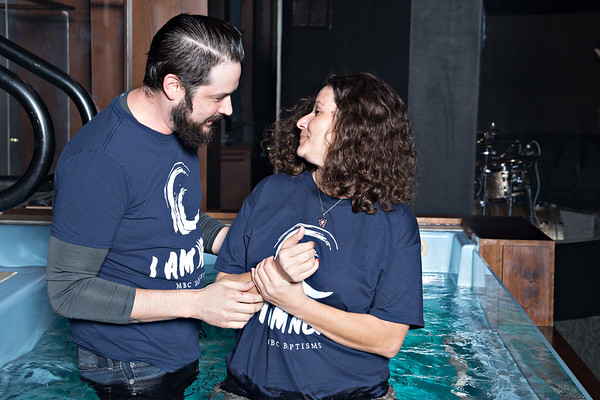 Baptisms 01-15-2017