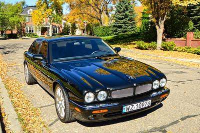 2002 Jaguar XJR100