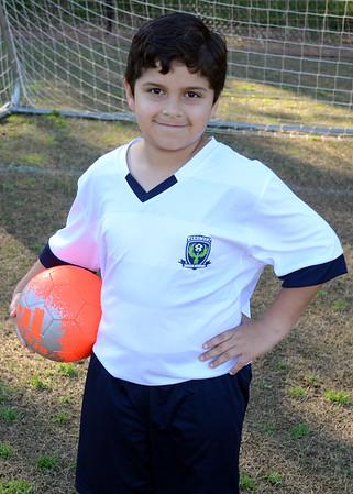 Collier Soccer Spring 2017