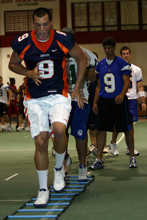 QB - Receiver Workshop 5-16-06