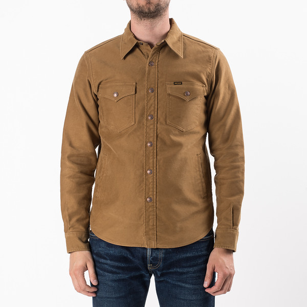 Brown Heavy Moleskin CPO Shirt-Jacket-29.jpg