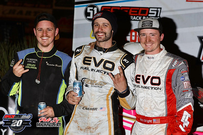 Millbridge Speedway - 11/4/20 - Michael Fry