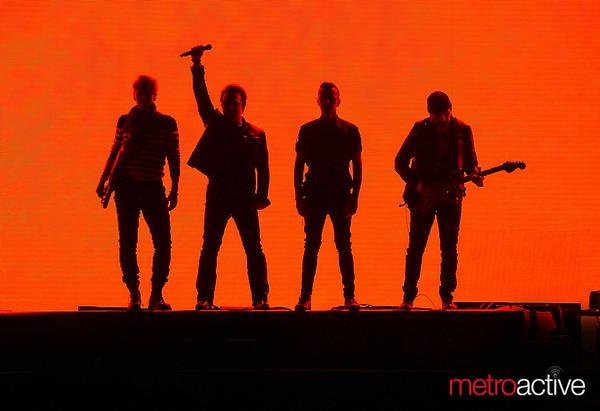 U2: Levi Stadium