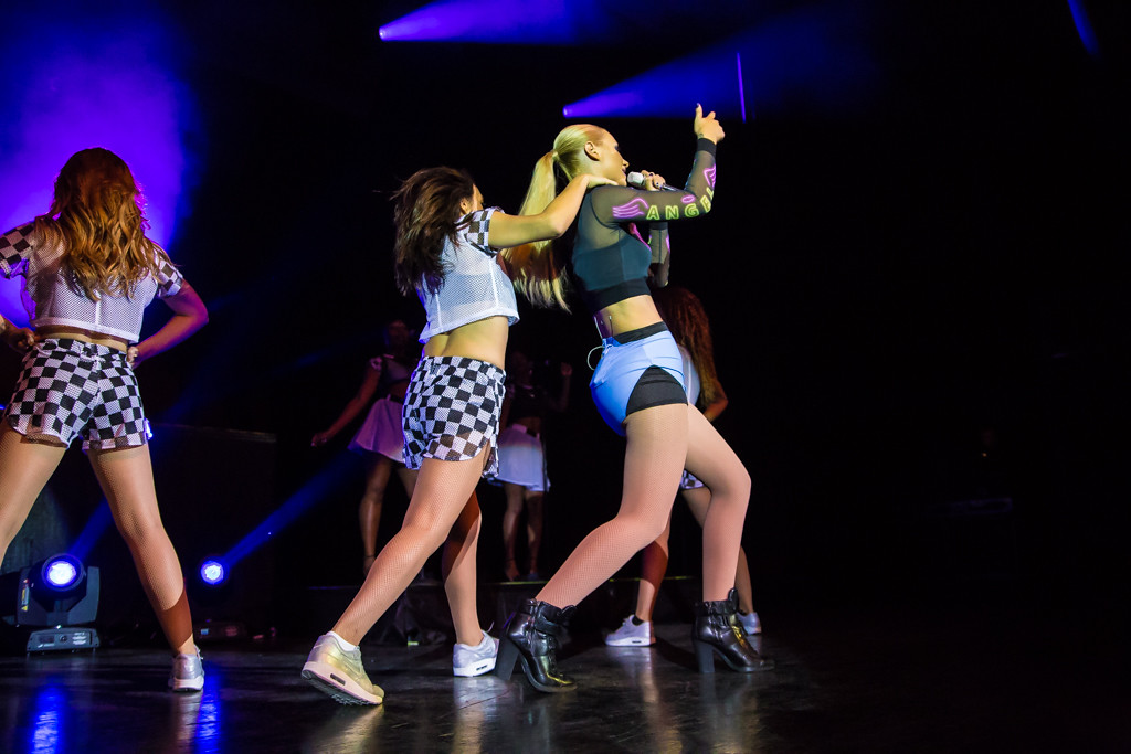 . Iggy Azalea at Meadow Brook Music Festival - 9/12/2014 - Photos by Dylan Dulberg/Special to The Oakland Press