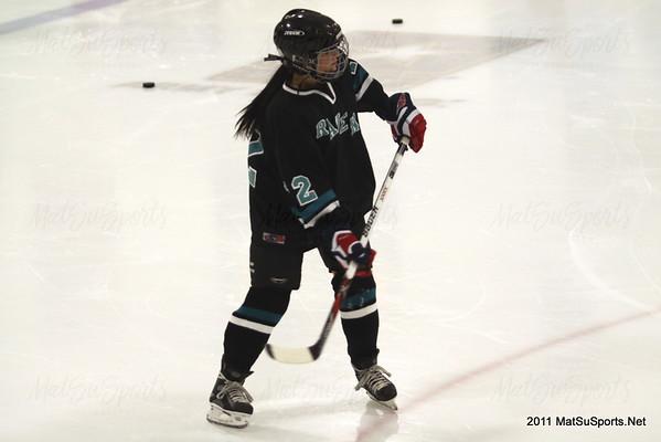 MatSu Ravens Vs. Chugiak-ER 1-25-2011