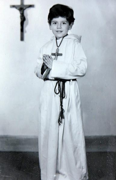 Premiere Communion, Alexandrie, Novembre 25, 1979.
