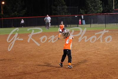 2012 Twin Creeks Owlz Softball